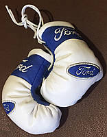 Мини перчатки боксерские подвеска в авто FORD