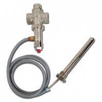 Клапан для защиты твёрдотопливного котла от перегрева. 95 C