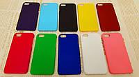 Чехол накладка бампер для iPhone 7 (10 цветов)