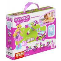 Конструктор Engino Inventor Princess 10 в 1 (IG10)