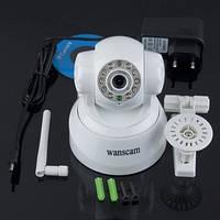 Беспроводная сеть ночного видения WIFI & RJ45 IP-камера