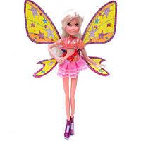 Стелла - Кукла Фея Винкс (Winx) - с крылышками