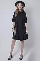 Клешное трикотажное платье Lusien Р 88