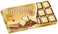 "Шоколад ""Schogetten Trilogia"" трилогия 100 г"