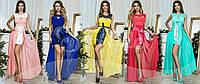 Платье вечернее, размеры УН (42-46) код 607Р