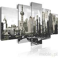 Картина - Шанхай - крупнейший город Китая