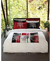 Комплект постельного белья с вышевкой Karaca Home Privat Nanna