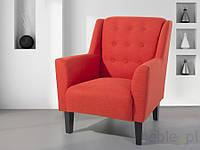 Кресло подбитый красный - стул - УИЛМИНГТОН
