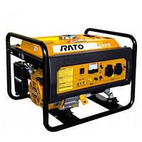 Газ-бензиновый генератор Rato R3000-3L (3 кВт, стартер)