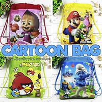 """Детская сумка-рюкзак - """"Cartoon Bag"""""""