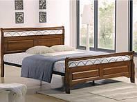 Кровать HALMAR MATILDA из массива натурального дерева