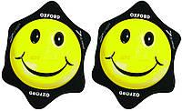 Слайдера для мотобрюк Oxford Smiley, желтый