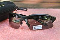 Спортивные солнцезащитные очки с поляризационным покрытием