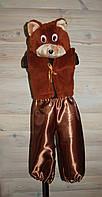 Медведь Карнавальный костюм , Мишка  бурый