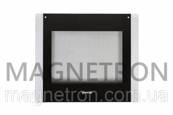 Наружное стекло двери для духовки Gorenje 429744, фото 2