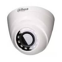HDCVI видеокамера Dahua DH-HAC-HDW1000RP-S3 . 1Мп, CMOS, f=2.8, 0.02, Ик=20м, IP66
