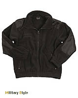 Куртка флисовая французская F2 (Black)