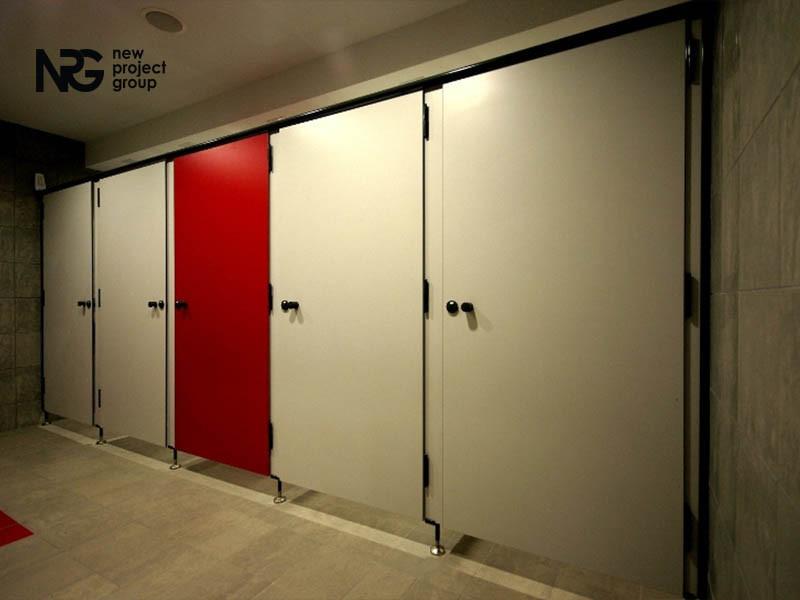 сантехнические дверцы в ламинат нестандартный