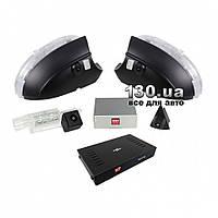 Штатная система кругового обзора Gazer CKR4413-8A3 с функцией видеорегистратора и записью с 4-х камер для Volkswagen CC (8A3) 2013+
