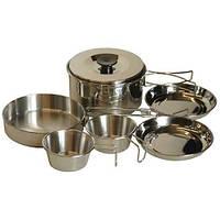 Набор туристической посуды из нержавеющей стали TRC-001 Tramp