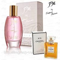 Fm21 Духи для женщин. Fm Group 21 Парфюмерия Federico Mahora. Аромат Chanel N 5 (Шанель 5)