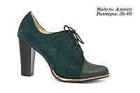Туфли женские на высоком каблуке., фото 1