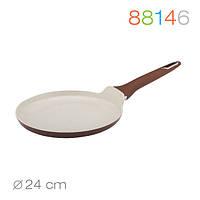 Блинная сковорода Macchiato 24 см.  Granchio 88146