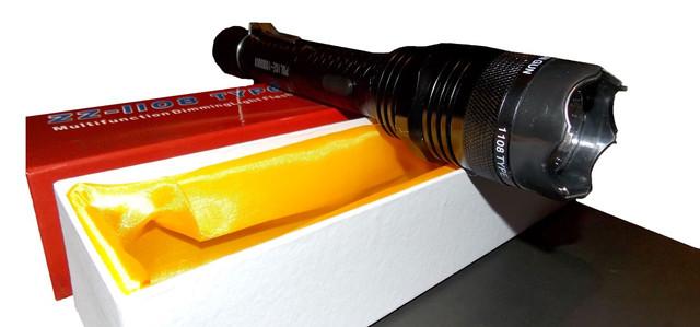 Электрошокер ZZ 1108 Titan Professional 10000 В (Шокер Титан 1108 самый мощный)+Инструкция на русском языке - фото 4
