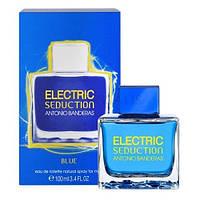 Antonio Banderas Electric Seduction Blue (антонио бандерос электрик седакшн блэк мужской)