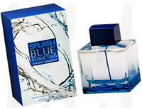 Antonio Banderas Splash Blue Seduction (антонио бандерос сплеш блю седакшн)