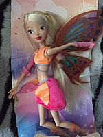 Winx Stella Кукла винкс Стелла шарнирная 30 см вырезанная из набора
