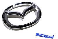 Эмблема значок в решетку радиатора Mazda 6 2014-17 Новый Оригинальный