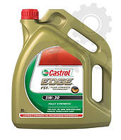 Синтетическое моторное масло CASTROL EDGE FST 5W-30 5л