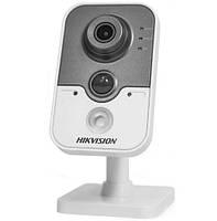 Топ Выбор! IP видеокамера Hikvision DS-2CD1410F-IW (2.8)- IP камера, ip камера Hikvision, Видеокамера ds, камера видеонаблюдения для дома, Камера