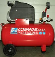 Компрессор поршневой COSMOS 5020 Fiac ROSSO