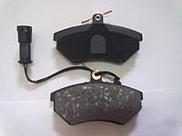 Колодки тормозные передние Chery Tiggo T11 (Чери Тигго T11), (с усиками) KӦNNER Корея.T11-3501080.