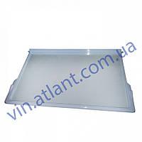 Полка в холодильник Атлант (стеклянная с обрамлением по кругу) 371320308000