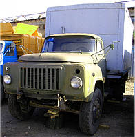 Автомобіль ГАЗ-53, держ. № 48-77КИП