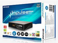 Спутниковый Full HD ресивер Amiko Impulse SAT WiFi