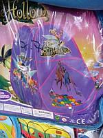 Детская игровая палатка для девочек 8057.7