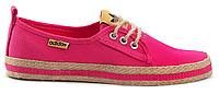 Балетки Adidas Neolina Canvas (pink) - 06z оригинал