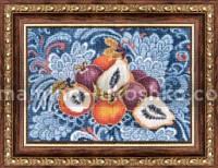 Набор для вышивки бисером и крестом Натюрморт