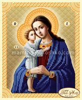 """Схема для вышивки бисером Икона Божией Матери """"Взыскание погибших"""""""