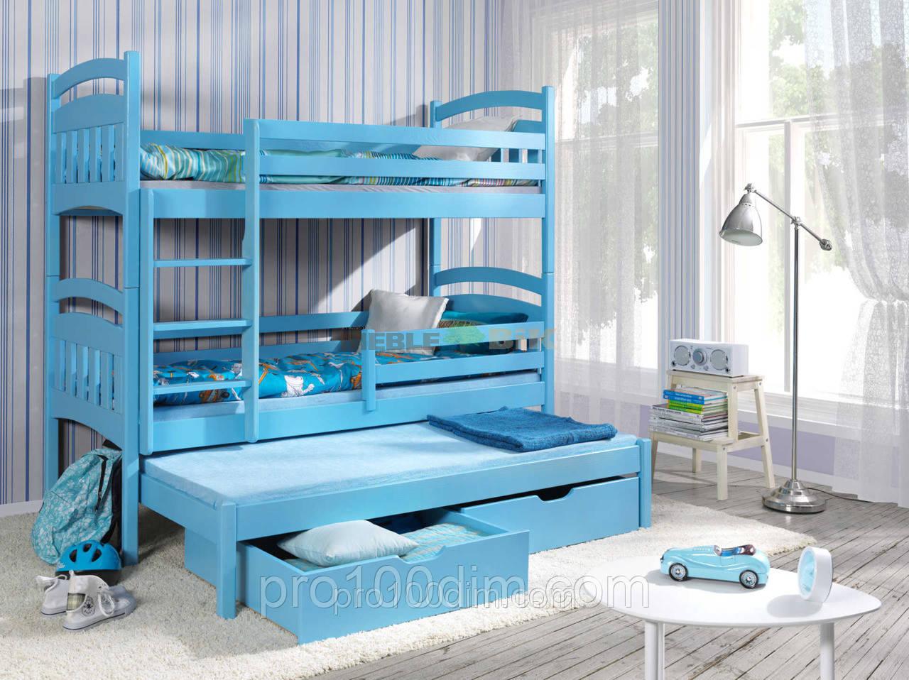2 х ярусная кровать для детей фото и цены