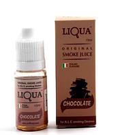 Жидкость для электронных сигарет LIQUA CHOCOLATE Шоколад 10ml Без никотина SKU0000491