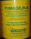 """Фумагилин 24гр-270грн., 96гр-550грн.,454гр.-1990грн.(от нозематоза)для лечения. - """"Медовый Рай"""" в Киеве"""