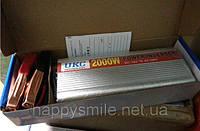 Инвертор, преобразователь, инвертор напряжения 12/220V - 2000W, фото 1