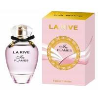 Женская парфюмированная вода LA RIVE IN FLAMES, 90 мл