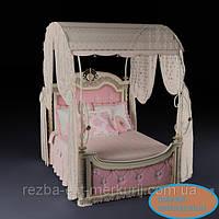 Детская кровать нежность