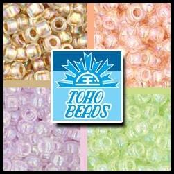 Сколько бисеринок Toho (Тохо) в 10 граммах?